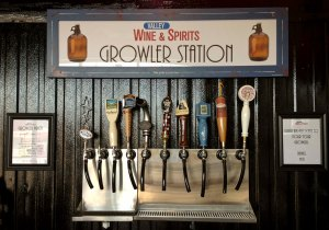 Growler Station